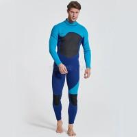 Bộ Đồ Lặn Nam Giữ Nhiệt Dày Wetsuit 3mm Sbart 1070 Xanh