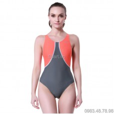 Bộ Bơi Liền Thân Chuyên Nghiệp Sbart 8007 Ghi Cam