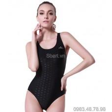 Bộ Bơi Liền Thân Chuyên Nghiệp Sbart 8009 Sharkskin Đen